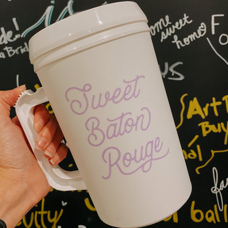 Sweet Baton Rouge Insulated Mug - 34 oz.