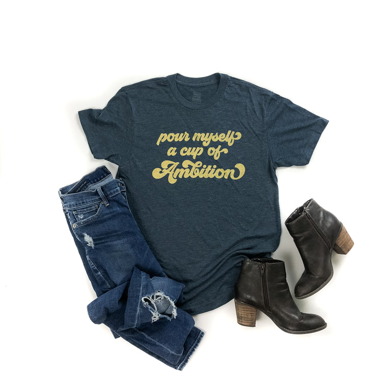 Dolly Parton Pour Myself A Cup Of Ambition shirt
