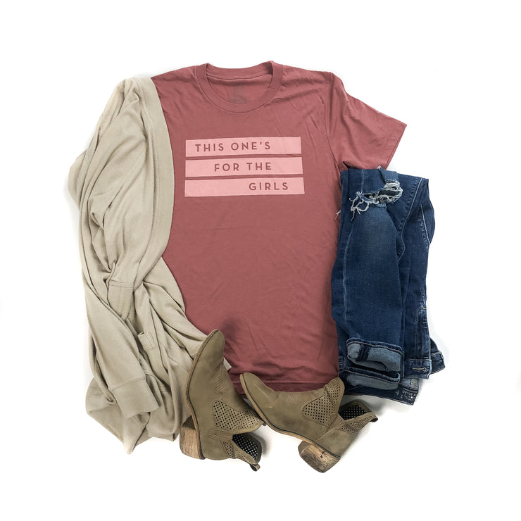 this one's for the girls southern t-shirt