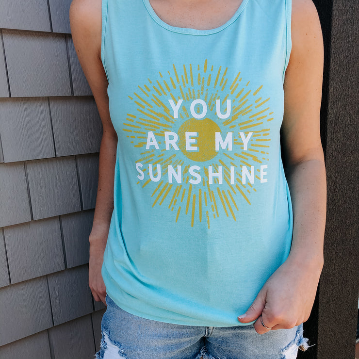 You Are My Sunshine Tank