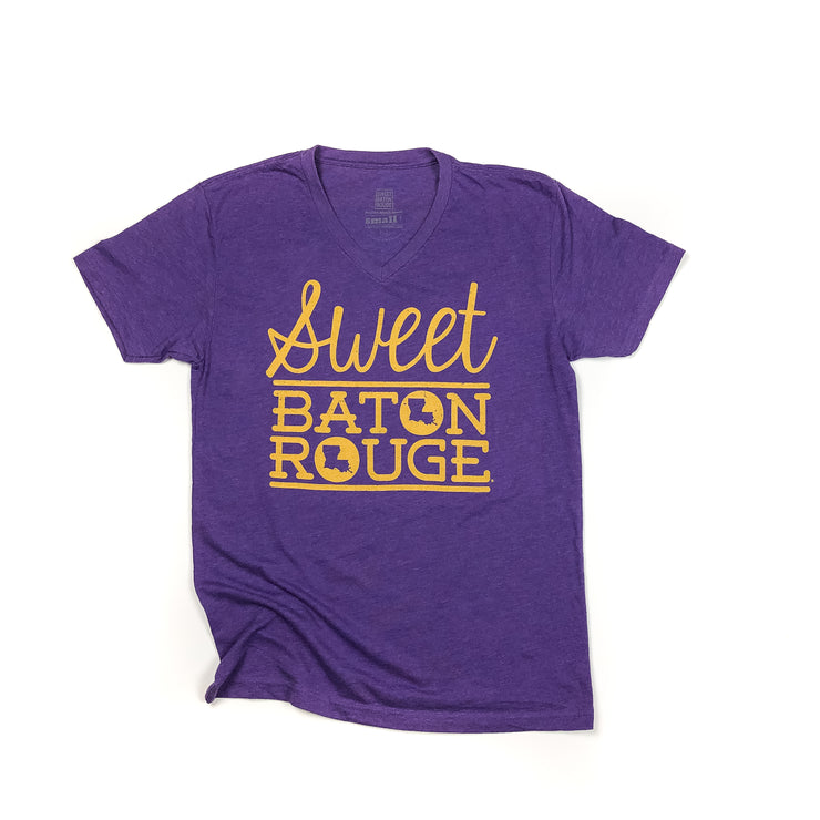 Sweet Baton Rouge® | Short Sleeve Unisex Hometown V