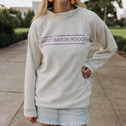 Sweet Baton Rouge Woolly Threads Sweatshirt