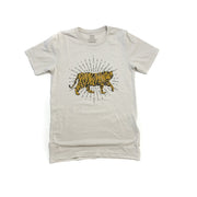 Vintage Tiger Burst T-Shirt