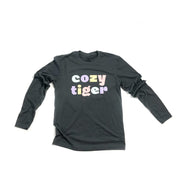 Cozy Tiger T-Shirt Long Sleeve