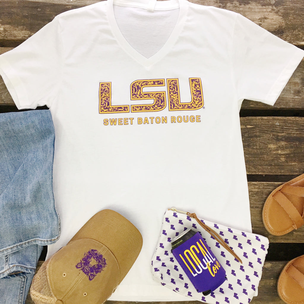 Lsu clothing stores in baton rouge