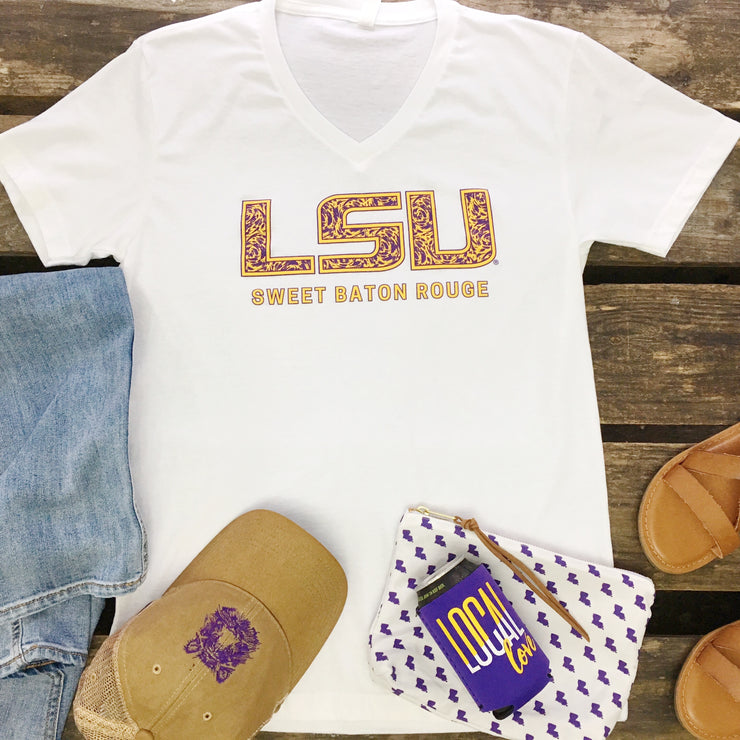 LSU Sweet Baton Rouge T-shirt