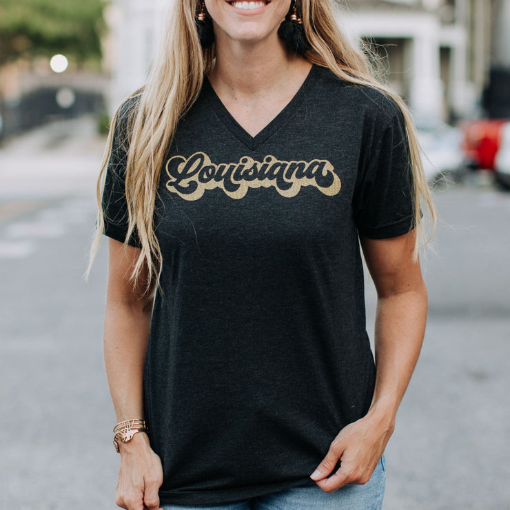 Classic Louisiana Retro Tee