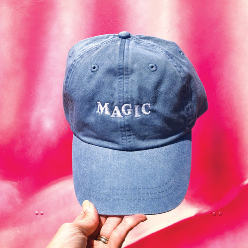 Magic Hat in Blue