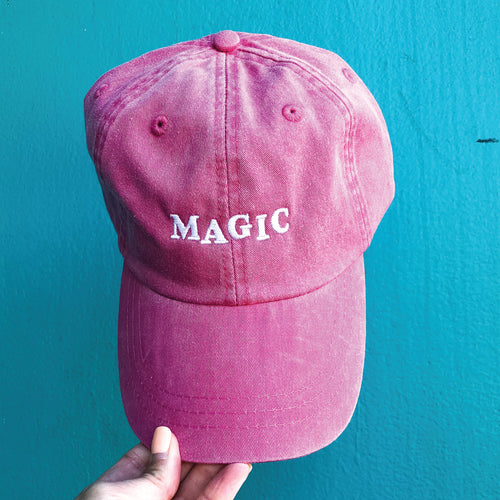 Magic Hat in Pink