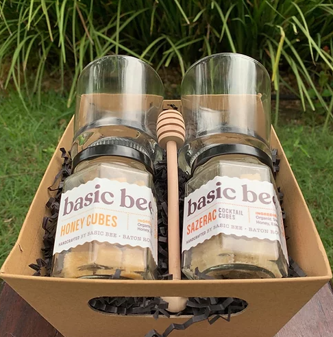 Basic Bee Cocktail Cubes