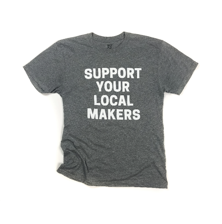 Support Your Local Makers
