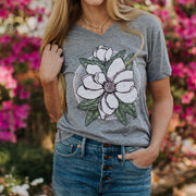 Southern Magnolia Sweet Baton Rouge Louisiana Apparel Co