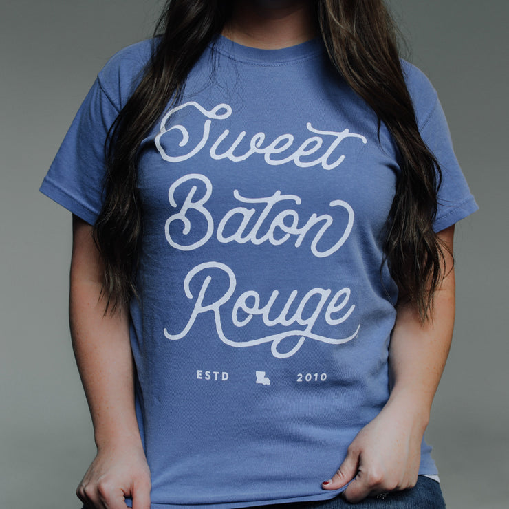 Sweet Baton Rouge® Neon Comfort Colors T-shirt