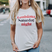 Louisiana Saturday Night T-shirt