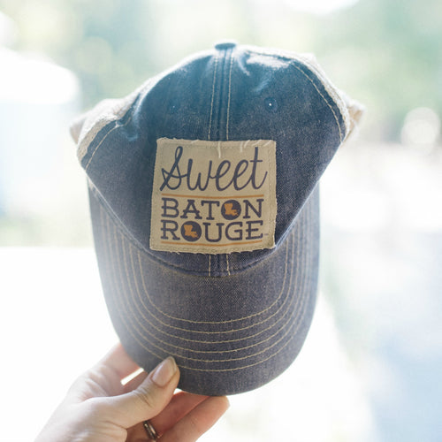 Sweet Baton Rouge® by SFT Old Trucker Hat