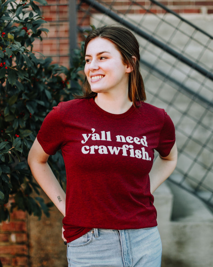 Y'all Need Crawfish