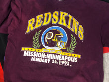 Load image into Gallery viewer, 1992 Washington Redskins Superbowl - M - Rad Max Vintage