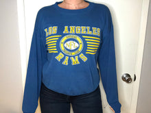 Load image into Gallery viewer, Vintage Los Angeles Rams Crewneck - L