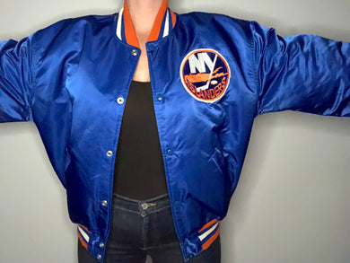 Vintage New York Islanders Starter Jacket - XL