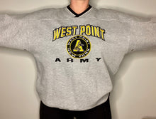 Load image into Gallery viewer, Vintage Army West Point USMA Lee Sport VNECK - XL