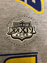 Load image into Gallery viewer, 2000 St Louis Rams Super Bowl Champs - L/XL - Rad Max Vintage