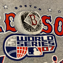 Load image into Gallery viewer, Boston Red Sox 2007 World Series Champions TSHIRT - M