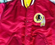 Load image into Gallery viewer, Washington Redskins Starter Satin Bomber - L - Rad Max Vintage