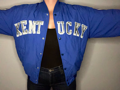 University of Kentucky Wildcats Spell Out Bomber - M/L