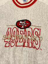 Load image into Gallery viewer, Vintage San Francisco 49ers Crew from The Game - L