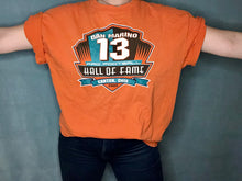 Load image into Gallery viewer, Miami Dolphins 2005 Dan Marino Football Hall of Game TSHIRT - XL