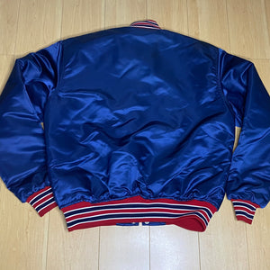 Vintage 1980s Boston Red Sox Satin Bomber STARTER JACKET - Large & XL Available!