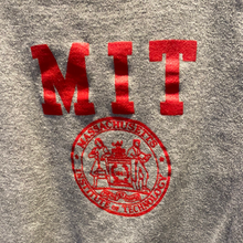 Load image into Gallery viewer, Vintage 1980s MIT Massachusetts Institute of Technology Beavers Raglan Cut Crew - S