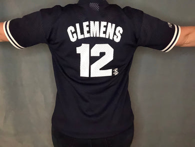 Vintage New York Yankees Roger Clemens Jersey Uniform - Youth XL / Adult XS/S