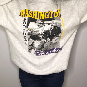 U of Washington Huskies - XL - Rad Max Vintage