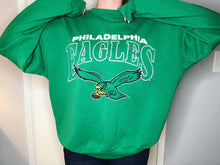 Load image into Gallery viewer, Philadelphia Eagles Crew from 1987-1995 - XL - Rad Max Vintage