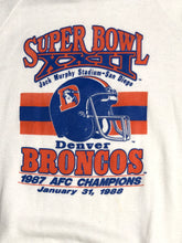Load image into Gallery viewer, 1988 Denver Broncos Superbowl Crew - L - Rad Max Vintage