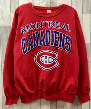 Load image into Gallery viewer, Vintage 1993 Montreal Canadiens Crew - XL/XXL