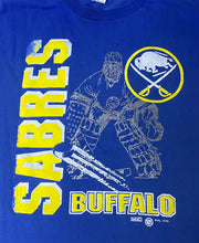 Load image into Gallery viewer, Vintage 1992 Buffalo Sabres ORIGINAL LOGO TSHIRT - XL