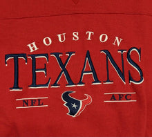 Load image into Gallery viewer, Vintage 2002 Houston Texans Oversized Crew from Lee Sport - L/XL