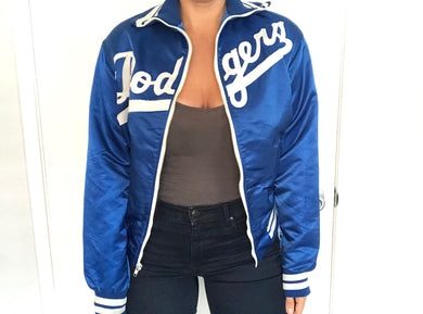 Vintage Los Angeles Dodgers Starter Jacket - S