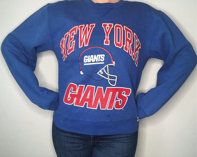 New York Giants Crew - S - Rad Max Vintage