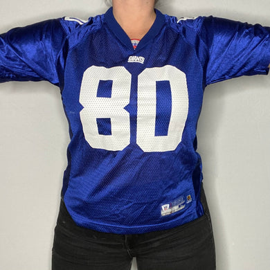2000s New York NY Giants x Jeremy Shockey Jersey - Youth Large / Adult S