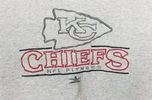 Load image into Gallery viewer, Vintage 90s Kansas City Chiefs Legends NFL Fitness Crew - L