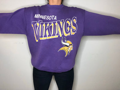 Minnesota Vikings early 90s - L