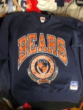 Load image into Gallery viewer, Chicago Bears Crewneck - M - Rad Max Vintage