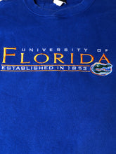Load image into Gallery viewer, U of Florida Gators Starter Crewneck - XL - Rad Max Vintage