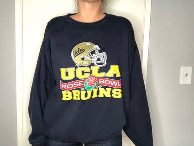 1999 UCLA Rose Bowl Crew - XL - Rad Max Vintage