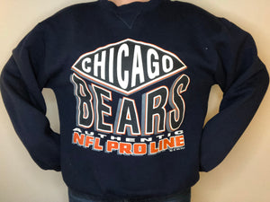 1994 Chicago Bears Crewneck - XL - Rad Max Vintage