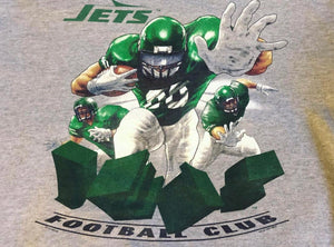 1996 New York Jets - XL - Rad Max Vintage