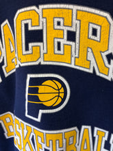 Load image into Gallery viewer, Vintage 2000s Indiana Pacers Old Logo Crew from STARTER - M
